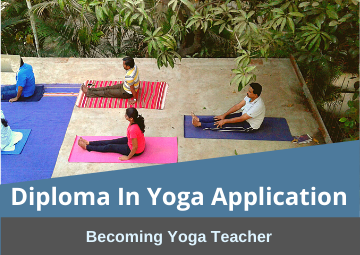 Diploma in Yoga Application
