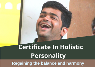 Certificate in Holistic Personality